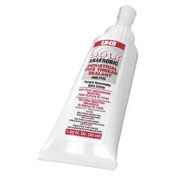 Markal - 49250 - 250mL Tube Anaerobic Thread Sealant with 3, 000 psi, White