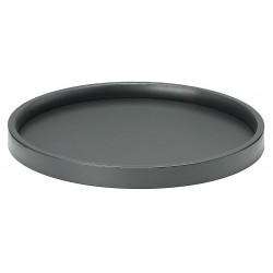 Erwyn - 1446 - Black Leatherette Tray, 14, 12 PK
