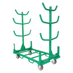 Greenlee / Textron - 35MM14 - Rack/Material Cart Kit, Steel, 1600 lb.