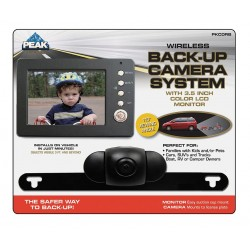 Old World Industries - PKC1RB-03 - Back-Up Camera System, 3 1/2 In.