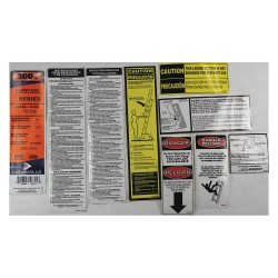 Louisville Ladder - PK-FE7200 - Label Kit