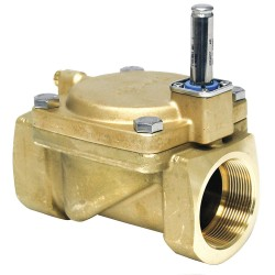 Danfoss - 032U6537 - Solenoide Valve, 2in NPT, 2 Way, Closed