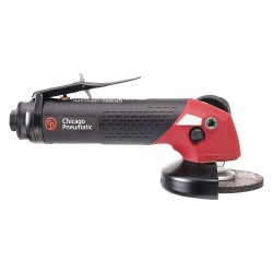 Chicago Pneumatic - CP3650-135AC4FK - 13, 500 rpm Free Speed, 4 Wheel Dia. Angle Air Grinder, 2.30 HP
