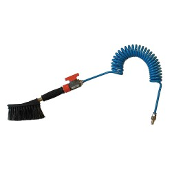 Ansell-Edmont - 118253 - Decon Hose Connection with Brush, Plastic