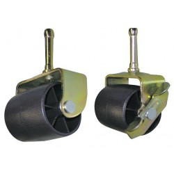 Mantua - 2.5WRRPL - 4 Steel/Plastic Rug Roller