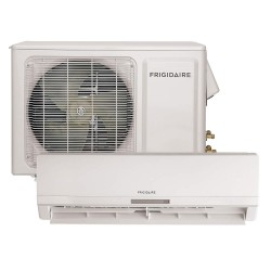 Frigidaire - 43GW91 - Split System Heat Pump, Wall, 230/208 Voltage, 9000 BtuH Cooling, 14 EER
