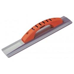 Kraft Tool - CF016PF - Concrete Hand Float, Sq, 3-1/4 x 16 in, Mag