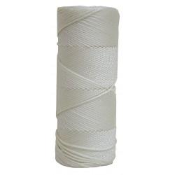 Kraft Tool - BC340 - Masons Line, 500 ft, Braided Nylon, White