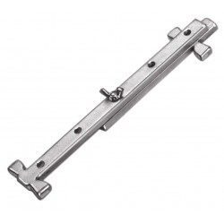 Kraft Tool - BL147 - Masons Line Stretcher, Adj, 4 to 12 in, Pr