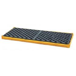 Ultratech - 1351 - UltraTech 24 X 48 X 2 1/2 Flexible Models Ultra P2 Module Yellow PVC Spill Deck, ( Each )