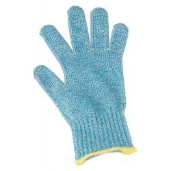 Tilsatec - TTP410B-060 - Cut Resistant Gloves, ANSI/ISEA Cut Level 5 Lining, Blue, 6, EA 1