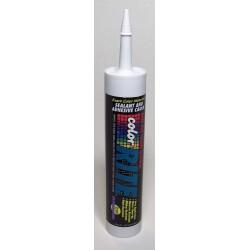 Pawling - WC-110-0-301 - Linen White Caulk, Hybrid, 10.5 oz. Cartridge