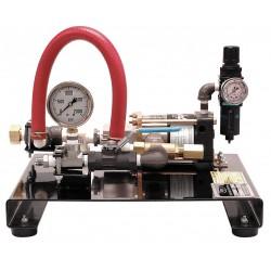 Wherify Wireless - 32300 - Pneumatic Test Pump, Reciprocating Plunger, 1.0 GPM, 3000