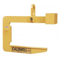 The Caldwell Group - 82-10-60 - Coil Hook, 20, 000 lb., Throat Height 24, Max. Coil Width 60, Min. Coil Inside Diameter 12