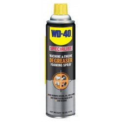 WD-40 - 300070 - Natural Solvent Degreaser, 18 oz. Aerosol Can