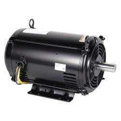 Marathon Electric / Regal Beloit - 256TBDX7028 - 15 HP Condenser Fan Motor, Capacitor-Start/Run, 1755 Nameplate RPM, 230 Voltage, Frame 256TZ