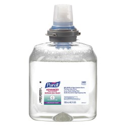 Purell - 5389-02 - 1200mL Hand Sanitizer Bottle, 2 PK