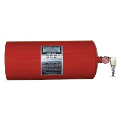 Buckeye Fire Equipment - 82021 - Dry Chemical Automatic Spot Protection with 20 lb. Capacity
