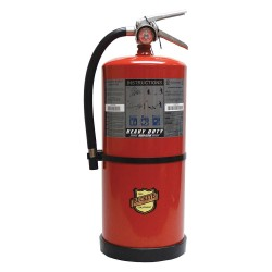 Buckeye Fire Equipment - 12351 - Dry Chemical Fire Extinguisher with 20 lb. Capacity and 18 sec. Discharge Time