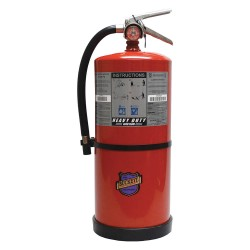 Buckeye Fire Equipment - 12651 - Purple K Dry Chemical Fire Extinguisher with 20 lb. Capacity and 13 sec. Discharge Time