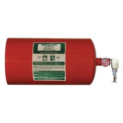 Buckeye Fire Equipment - 87105 - Clean Agent Automatic Spot Protection with 18 lb. Capacity