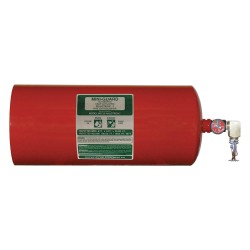 Buckeye Fire Equipment - 87205 - Clean Agent Automatic Spot Protection with 25 lb. Capacity