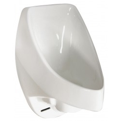 Waterless - 2104 - Waterless Wall Urinal, 0 Gallons per Flush, 24H x 14W, White