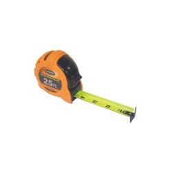 Keson - PG1825UB - 25 ft. Steel SAE Tape Measure, Orange
