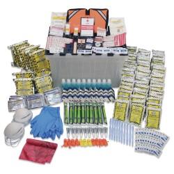 Ready America - 70551 - Group Emrgncy Survivl Kit, 10 People Srvd