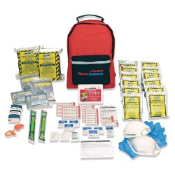 Ready America - 70280 - Emergency Kit, 2 People Srvd