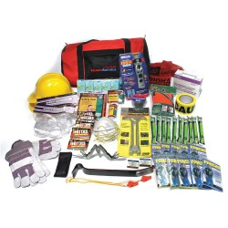 Ready America - 70030 - Emergency Site Safety Bag, 50 People Srvd