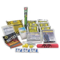 Ready America - 70505 - Persnl Shlter Emrgency Kit, 1 People Srvd