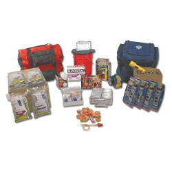 Ready America - 78400 - Emergency Supply Assrtmnt, 50 People Srvd