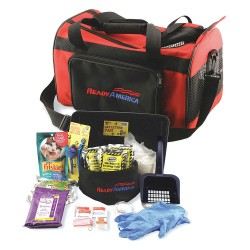Ready America - 77100 - Cat Emergency Kit, 1 Cat Srvd