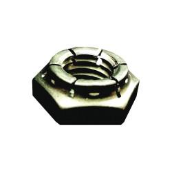 Flexloc - 50FKC-420 - 1/4-20 Top Lock, Plain Finish, 18-8 Stainless Steel, Right Hand, PK50