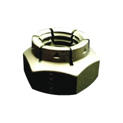 Flexloc - 50FA-813 - 1/2-13 Top Lock, Plain Finish, 18-8 Stainless Steel, Right Hand, PK10