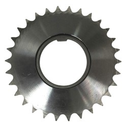 Great Lakes Industry - 500 TL 50A30 SPROCKET - Sprocket/Bushing, 30 Teeth, 2-41/64in Bore