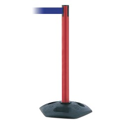 Tensator - 886-21-MAX-NO-L5X-C - Barrier Post with Belt, Blue