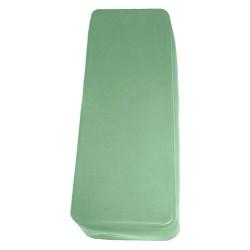 Dico - 529-GRN-B - 7-1/2 x 3-11/16 x 1-1/2 Buffing Compound, Green