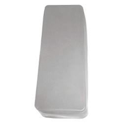 Dico - 529-SCR-B - 7-1/2 x 3-11/16 x 1-1/2 Buffing Compound, Gray