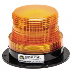 Wolo Manufacturing - 3350P-A - Strobe Light, Permanent Mount, Amber
