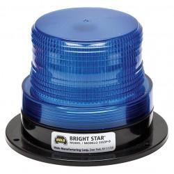 Wolo Manufacturing - 3355P-B - Strobe Light, Permanent Mount, Blue