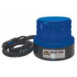 Wolo Manufacturing - 3305-B - Strobe Light, Magnetic Mount, Blue