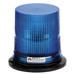 Wolo Manufacturing - 3085PPM-B - LED Warning Light, Blue, 12/60VDC