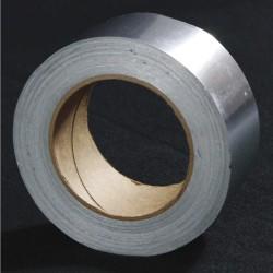 K-Flex - 800-TAPE-AL-6-GB - 45 ft. x 6 Aluminum Pipe Insulation Tape, -20 to 150F, Silver