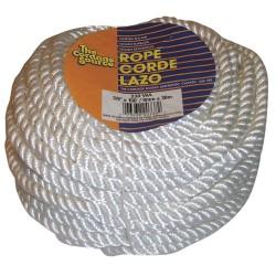 Orion Ropeworks - 338-WA - 3/8x100' Nylon 3-strandtwist Coil