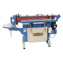 Baileigh Industrial - ES-6108 - Oscillating Edge Sander, 6 x 108 in. Belt
