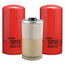 Baldwin Filters - BK6061 - Filter Service Kit; For Use With International