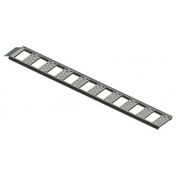 Highland - 1126800 - Loading Ramp, 1250 Lb., PR