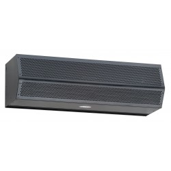 Mars Air Systems - N242-1UA-OB - Air Curtain, 3 ft. 6 Max. Door Width, 7 ft. Max. Mount Ht., 66 dBA @ 10 Feet, 2925 fpm